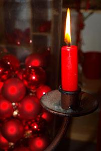 Weihnachstskerze